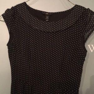 H&M Little Black Dress Size 4 EUC